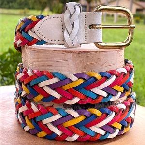 Capizio | Belt | Size : M/L | Color: Rainbow